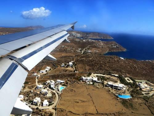 Levné letenky Řecko