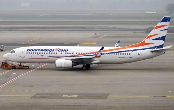 SmartWings letecká společnost recenze