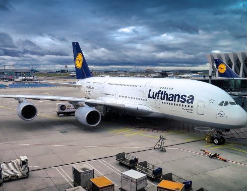 Letenky Lufthansa