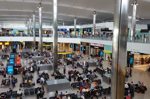 Letiště Londýn
