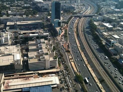 Letiště Tel Aviv