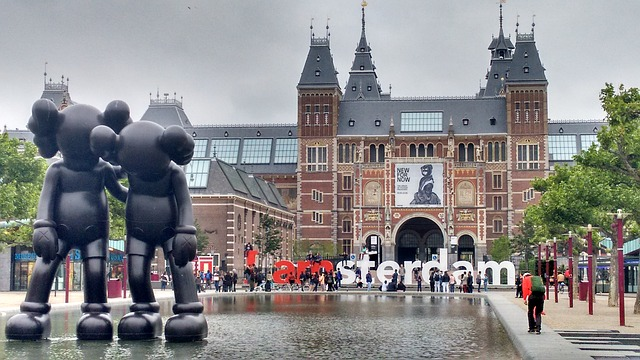 Levné letenky Amsterdam