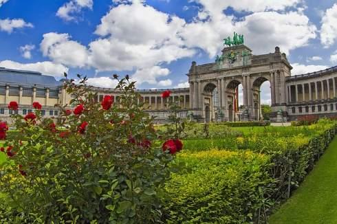 Levné letenky Praha Brusel