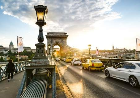 Levné letenky Praha Budapešť
