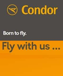 Condor letecká společnost letenky