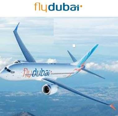 Flydubai letecká společnost letenky