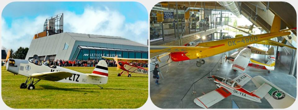 Letecké muzeum Mladá Boleslav