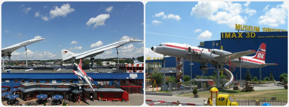 Letecké muzeum Sinsheim