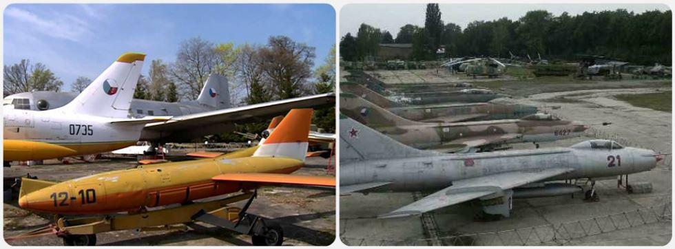 Letecké muzeum Vyškov