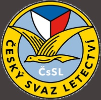 Český svaz letectví logo