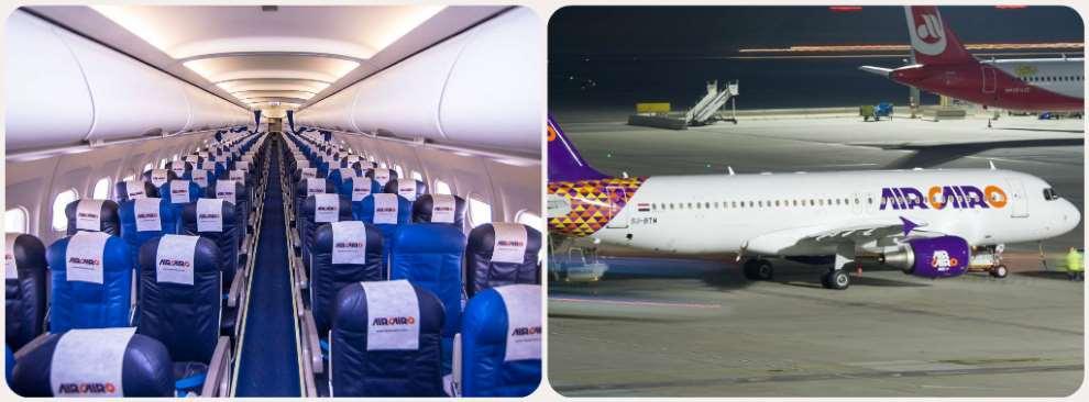 Letecká společnost Air Cairo
