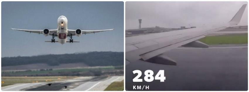 Rychlost letadla dopravního