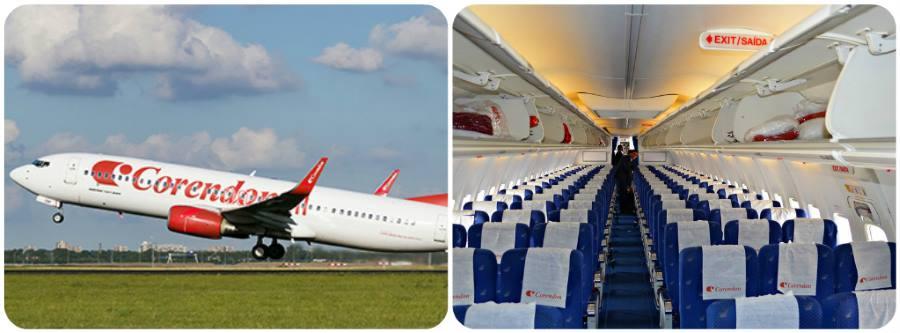 Corendon airlines letecká společnost letadla a recenze