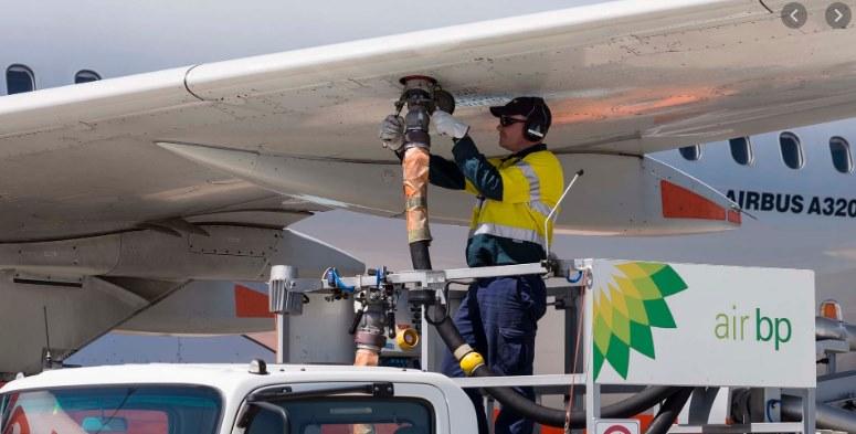 Spotřeba paliva dopravního letadla jaká je